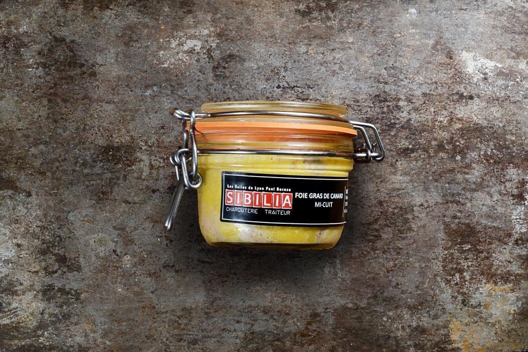 Foie gras de canard 500g