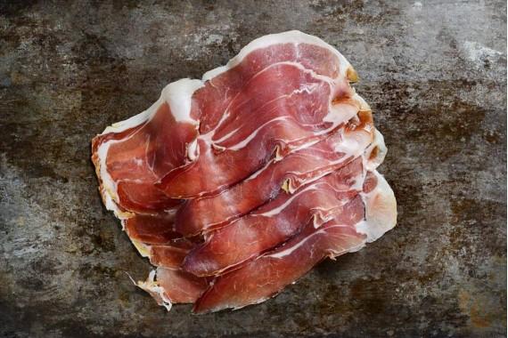 Jambon cru des Alpes sans nitritre