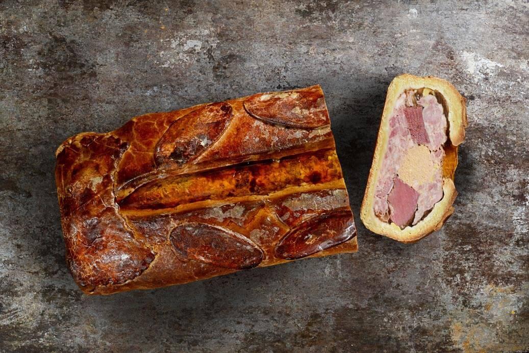 Pâté en Croûte de Canard & Foie gras