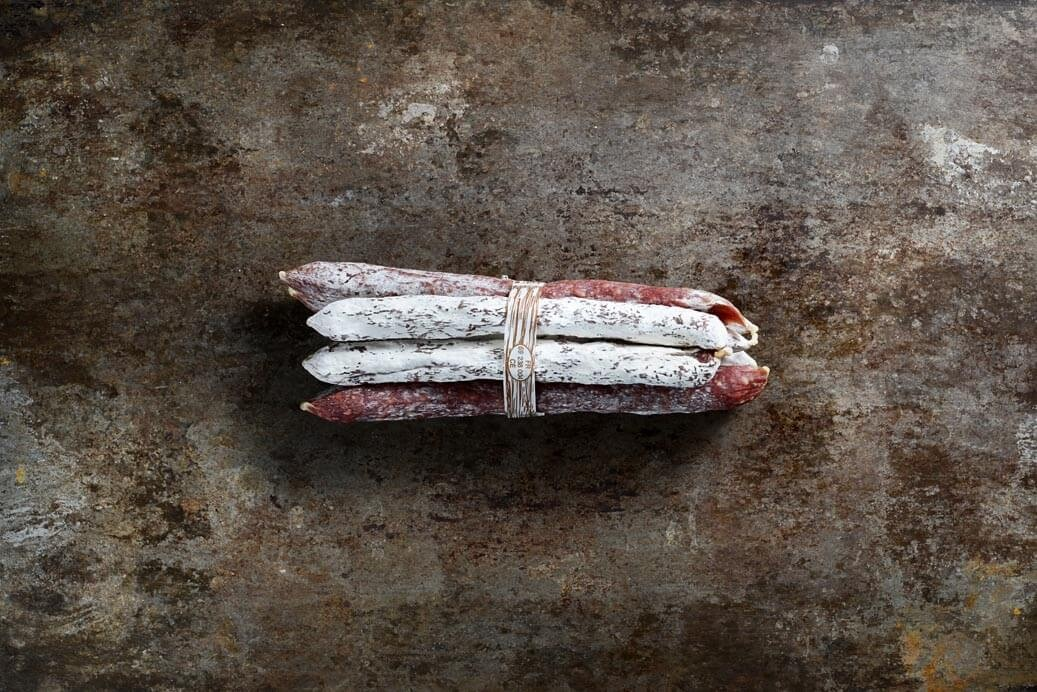 Petits fagots - buchettes saucisson